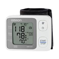 Máy đo huyết áp cổ tay tự động Omron HEM-6181