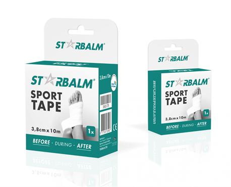 Băng vải thể thao STARBALM® SPORT TAPE