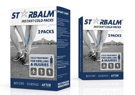 Túi làm lạnh khẩn cấp STARBALM® COLD PACKS