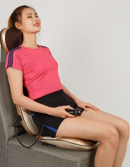 Đệm Massage Cao Cấp Kensonic Itab 100 Tapping