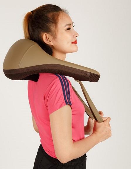 Đai Massage Cổ Cao Cấp Kensonic ST302b