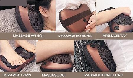 Gối Massage Cao Cấp KENSONIC