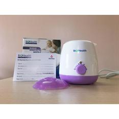 Máy hâm sữa đa chức năng Biohealth: hâm sữa, hâm thức ăn và tiệt trùng bình sữa