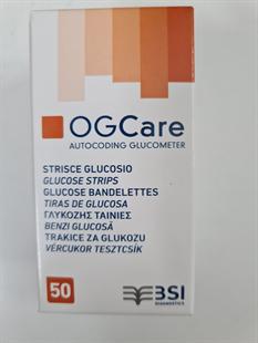 Hộp 50 que thử đường huyết OGCARE-Italia-date xa