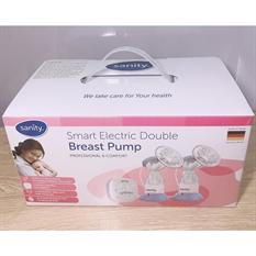 Máy hút sữa điện đôi Chính hãng Sanity Đức S6306.ENG Kèm Pin Sạc