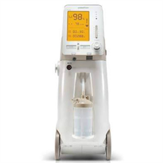 Máy Tạo Oxy 5 Lít Yuwell đời mới 9F-5AW có xông và có máy đo nồng độ oxy trong máu