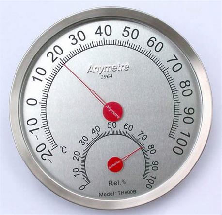 Nhiệt ẩm kế treo tường Anymetre TH600B