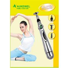 Bút dò huyệt châm cứu, thông kinh lạc bằng xung điện không dùng kim châm Aukewel AK 2000 VII