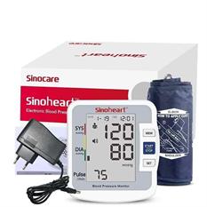 Máy đo huyết áp điện tự bắp tay Sinoheart - Có giọng nói tiếng việt BA-801
