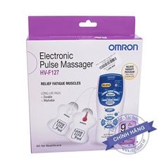 Máy massage xung điện Omron HV-F127