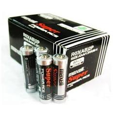 Bộ 2 Viên Pin Maxell Super Power Ace Size AAA ( Sỉ và Lẻ )