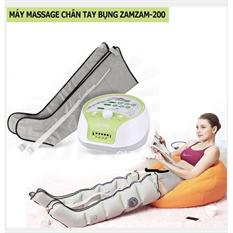 Máy Massage Chân Hỗ Trợ Điều Trị Tĩnh Mạch WelbuTech ZamZam-200