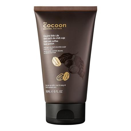 Cà Phê Đắk Lắk Làm Sạch Da Chết Mặt Cocoon 150ml