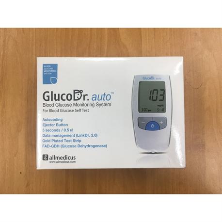 Máy Đo Đường Huyết Cá Nhân Gluco Dr Auto AGM-4000
