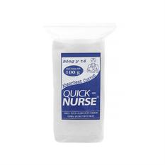 Bông y tế Quick Nurse loại 100gr