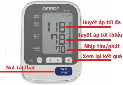 Omron HEM 7130
