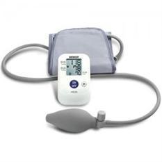 Máy đo huyết áp bắp tay bán tự động Omron HEM-4030