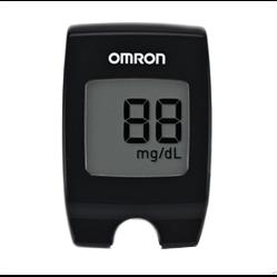 Máy đo đường huyết Omron Nhật Bản HGM-112 tặng kèm que+kim+cồn