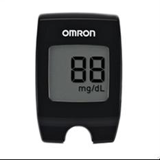 Máy đo đường huyết Omron HGM-112 ( loại thông dụng)